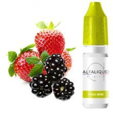 Alfaliquid Fraise Mûres e liquide gourmand et fruité