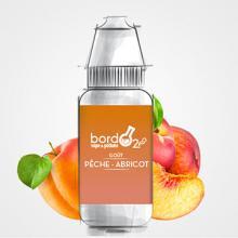 Eliquide BordO2 Pêche-Abricot, un vapotage fruité et doux