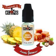 Eliquide Cirkus Ananas Gourmand certifié AFNOR