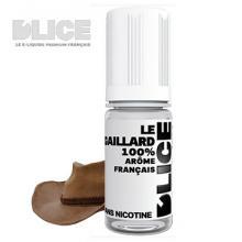 Eliquide tabac brun Dlice Le Gaillard