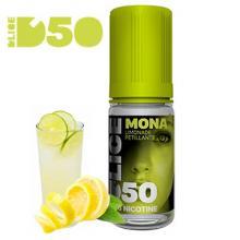D'50 Mona eliquide certifié AFNOR