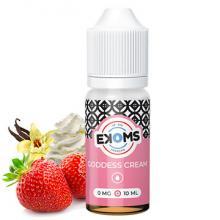 Eliquide Ekoms Goddess cream gourmand et crémeux