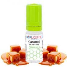 liquide à vapoter Lorliquide caramel