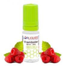 e-liquide Lorliquide Framboise arôme fruité
