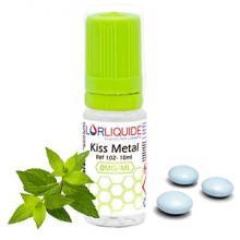 Lorliquide Kiss Metal arôme menthe