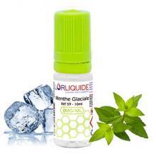 e-liquide Lorliquide Menthe glaciale