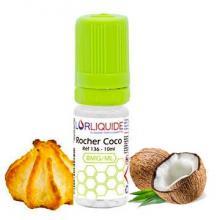 E-liquide lorliquide Rocher Coco