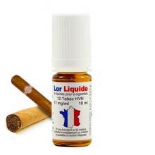 e-liquide Lorliquide Tabac HVN