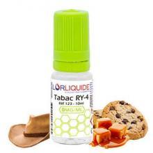 e liquide Lorliquide Tabac RY4