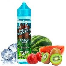 Kanzi Iced : pastèques, fraises, kiwis et notes fraîches