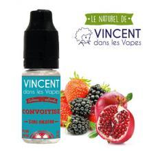 Convoitise complexe fruité Vincent dans les vapes