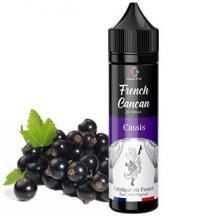 E-liquide French cancan Cassis sans nicotine