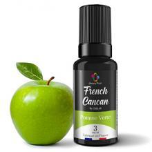 Eliquide Pomme Verte french Cancan