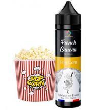 Eliquide French-Cancan Pop Corn 30ml