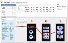 Récupération des infos TCR sur le site steam-engine et correspondance sur Minikin V2