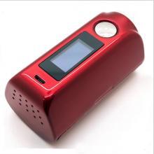 Asmodus Minikin V2 rouge et vernis haute protection