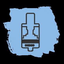 Clearomiseurs, Dripper ou reconstructibles pour cigarettes électroniques